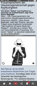 Chanel Kopftuch